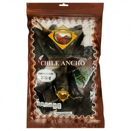 Chile Ancho 200g