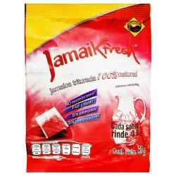 Jamaikfresh 4 lts Individual. 50g