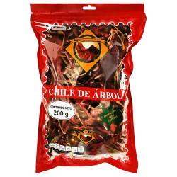Chile de Árbol 200 g