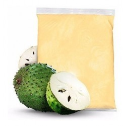 Pulpa de mango 1kg 100% natural