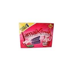 Jamaikfresh 4 lts Caja 36 pzs