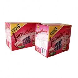 Jamaikfresh 2 lts Caja 48 pzs